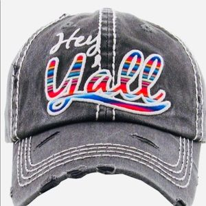 COMING SOON.  Hey Y'all new Hat